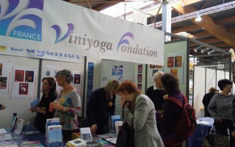 La Viniyoga Fondation présente au Yoga Festival de Paris 2016