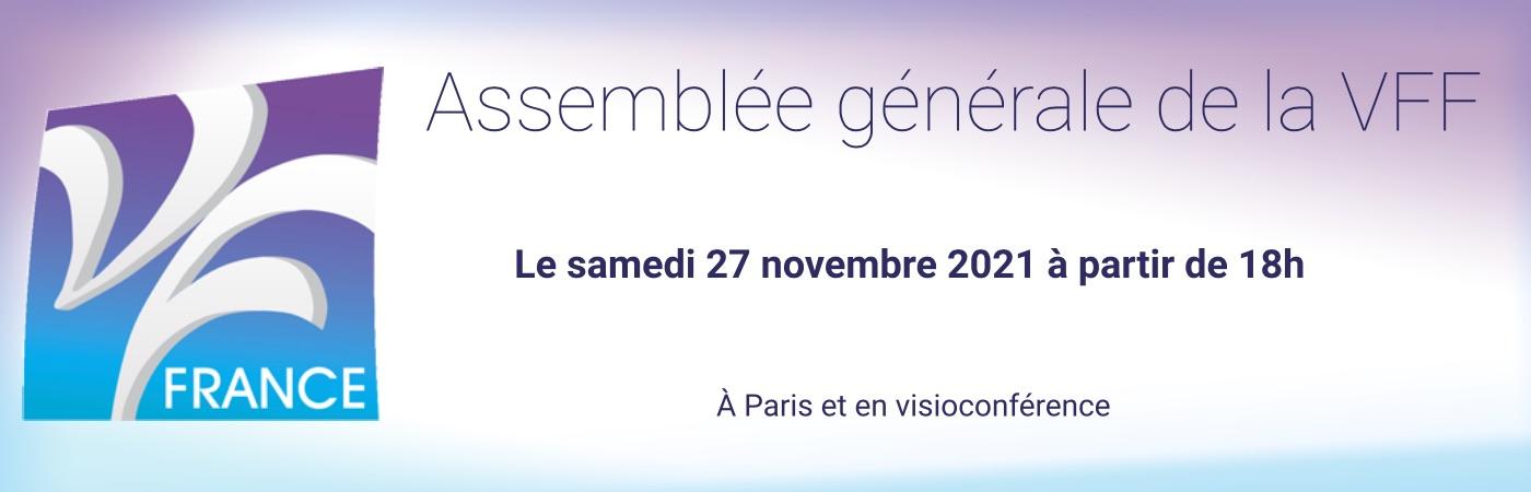 Assemblée Générale 2021 de la VFF